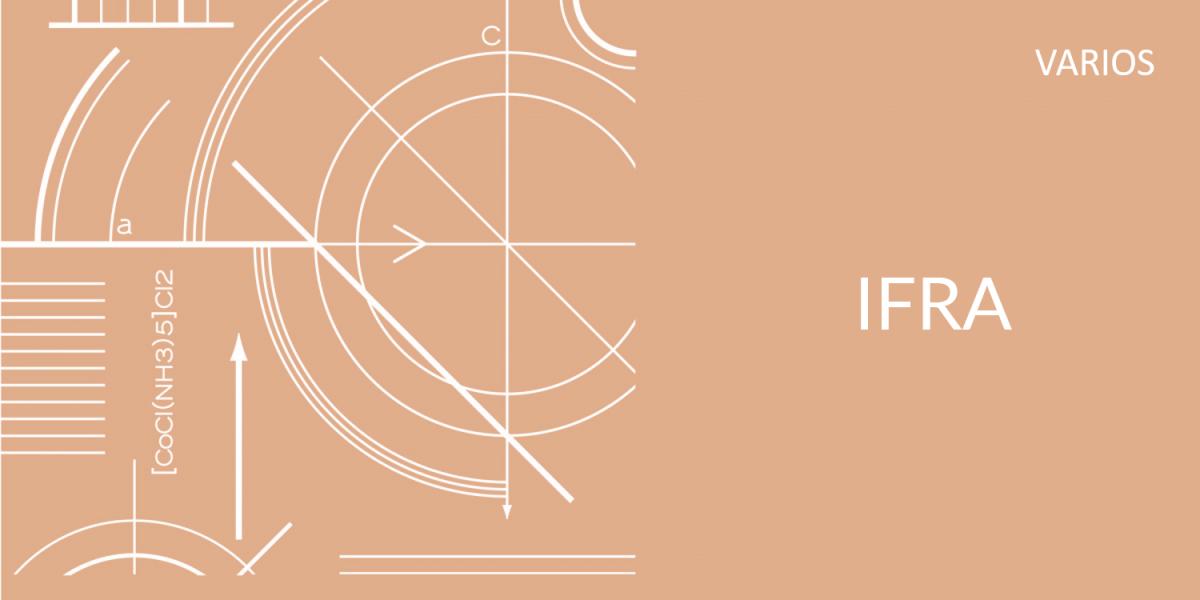 IFRA se compromete a no usar animales para los datos de sensibilización en la piel