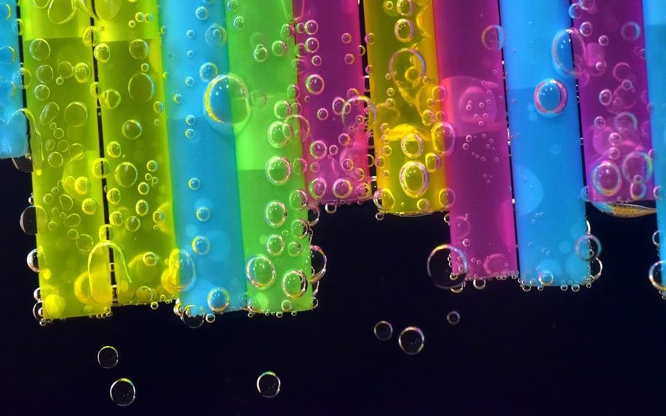 Todo lo que reluce es plástico: la guerra contra las micropartículas.
